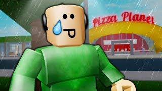 The Sad Truth About The Meanest Manager In Bloxburg ( A Roblox Bloxburg Origin Story Movie)