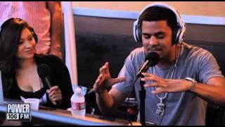 J. Cole Speaks On His Alicia Keys Crush