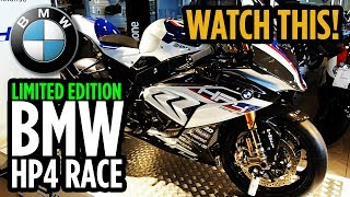 Videoproductie: productvideo BMW HP4