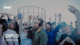 Diplo - Live @ Boiler Room Rooftop Party 2018