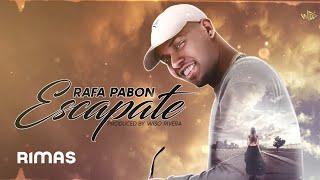 Video Escápate (Audio) de Rafa Pabón
