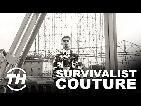 Top 4 Post Apocalyptic Fashion | Survivalist Couture