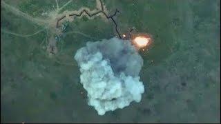 ВСУ утюжит русских ихтамнетов - Высокоточно отработали по противнику