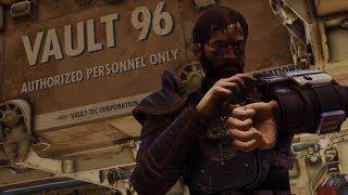 Fallout 76 - Exploring Vault 96