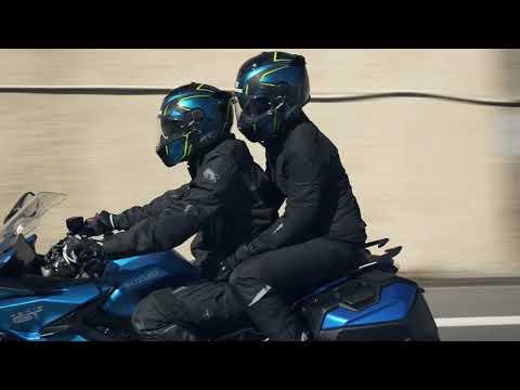 2022 Suzuki GSX-S1000GT+ in San Jose, California - Video 5