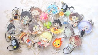 Acrylic Charms From Hyde!