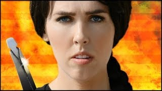 Miley Cyrus - Wrecking Ball (Catching Fire)