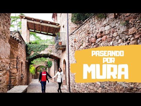 Mura (pueblo medieval de Cataluña)