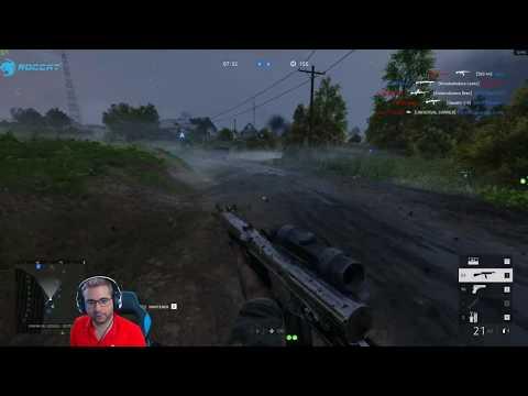 Battlefield V Haciendo llorar al enemigo en vivo 2K60FPS