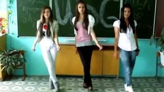 Девочки припевочки или Шкуры о мастурбации! Schoolgirl singing about masturbation