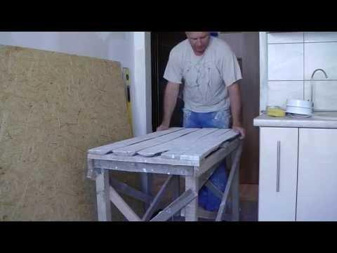Как самому сделать стол для ремонта