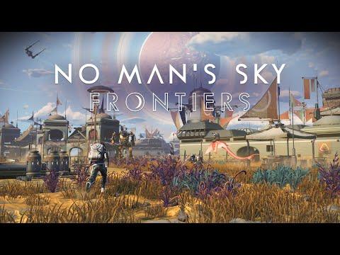Frontiers Trailer de No Man's Sky