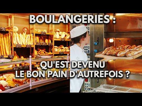 QU'EST DEVENU LE BON PAIN D'AUTREFOIS DE BOULANGERIE ?