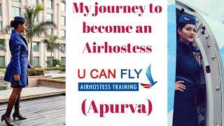 My story... Apurva (Indigo) How I became a Cabin crew