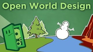 Open World Design - How to Build Open World Games - Extra Credits