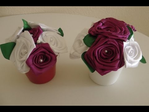 Vaso de rosas