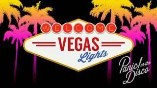Vegas Lights - Panic! At the Disco | Lyric Video