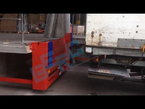 Niveleur ou rampe de chargement compact BERG