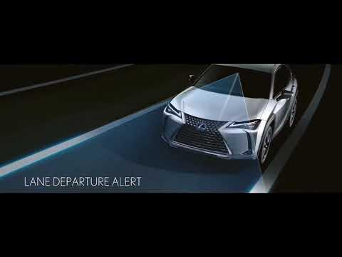Musique publicité  Lexus Nouveau Lexus UX 300e |  Système de sécurité Lexus +    Juillet 2021