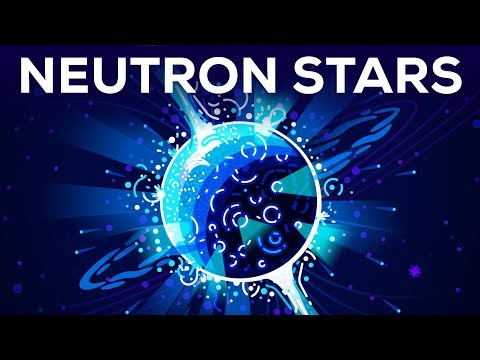Neutron Stars – The Most Extreme Things that are not Black Holes - Kurzgesagt