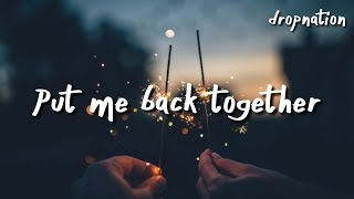 Gambar cover Cheat Codes - Put Me Back Together (Lyrics) Ft Kiiara