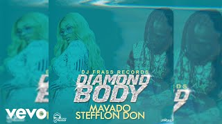Mavado, Stefflon Don   Diamond Body (Official Audio)