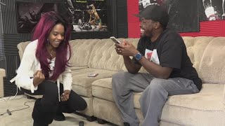 Jaz Was So Happy When She FINALLY Whooped Dion In Mobile!