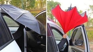 Up-Brella - умный зонт - видео 1