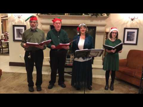 "vocal quartet ""LOVE VOICES"" - Abby van Spronsen-alto"