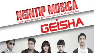 Gambar cover Geisha - Seharusnya Percaya & Cukup Tak Lagi LIVE at NGINTIP MUSICA 2013
