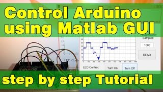 LabVIEW-Arduino Interfacing for Data Aqcuisition and