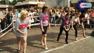 БЕГ НА КАБЛУКАХ В ВИТЕБСКЕ 2014   Славянский базар в Витебске 2014