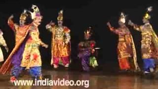 Caralman Charitram Chavittunatakam - Excerpt 7