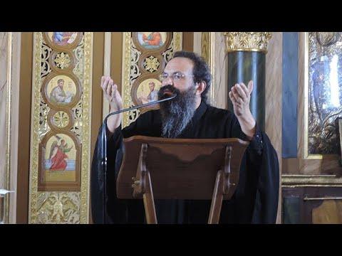 «Εν δράσει 2019»: Πρωτ. Σπυρίδων Βασιλάκος: Η πίστη είναι μία μετάβαση από τον άνθρωπο, στον Θεό.