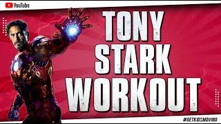 'AVENGERS INFINITY WAR TRAINING ACADEMY' - TONY STARK HIIT WORKOUT