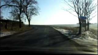 preview picture of video 'Jinočany - Tachlovice - Kuchař - Mořina'