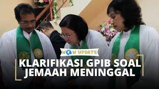 Klarifikasi GPIB soal Jemaatnya yang Meninggal Usai Hadiri Acara di Bogor