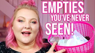 All NEW Empties!! Reviewing Beauty Products I Have Finished Up! | Lauren Mae Beauty