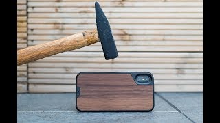 Mous Case 2017 Round Up & Review - IPhone X & Samsung S8 Cases