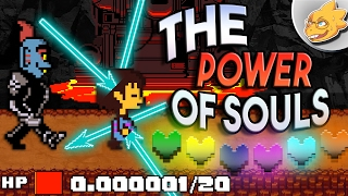 Why Are Human Souls So Powerful? Undertale Theory | UNDERLAB