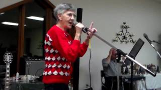 "Janet Ivey sings ""I Never Once Stopped Loving You"""