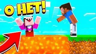 КАК СДЕЛАТЬ ЛОВУШКУ ДЛЯ СОСЕДА В МАЙНКРАФТ! ТРОЛЛИНГ ЛОВУШКА В МАЙНКРАФТЕ! Minecraft