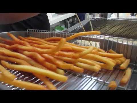 30 cm Long Potato French Fries