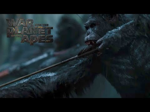 War for the Planet of the Apes (TV Spot 'Their Reign Begins')