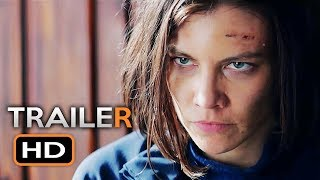 MILE 22 Official Trailer 3 (2018) Mark Wahlberg, Lauren Cohan Action Movie HD