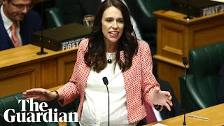 Jacinda Ardern is not the first world leader to give birth in office