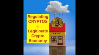 Crypto Regulation = Legitimate Crypto System! (Bix Weir)