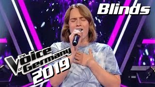 Jorja Smith   Don't Watch Me Cry (Marita Hintz) | The Voice Of Germany 2019 | Blinds