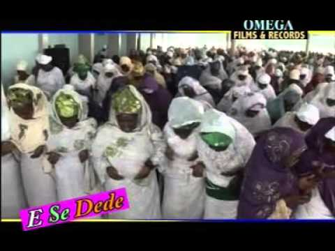 Alhaji Sheikh Muyideen Bello - E Se Dede  (Official Video)
