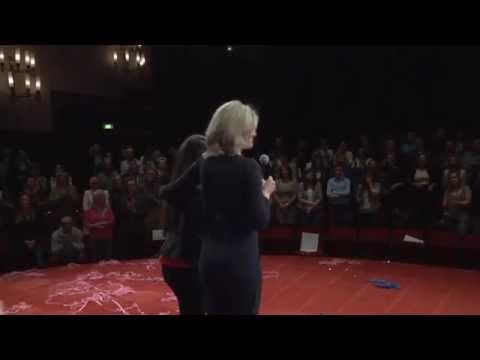 Applaus voor Soukayna, TopTalent Gilde Opleidingen 2015